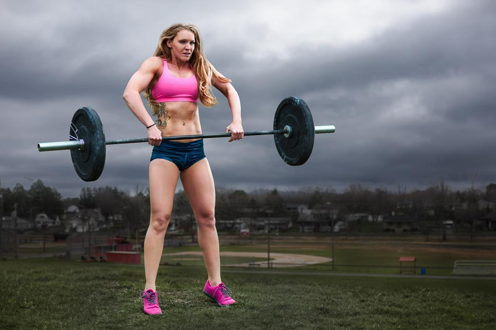 athlete crossfit kristen