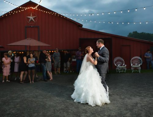 Wedding Rustic Outdoor Carmen First Dance