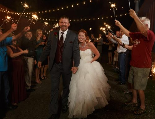 Wedding Rustic Outdoor Carmen Sparklers