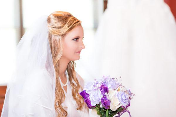 Wedding Traditional Bride Portrait