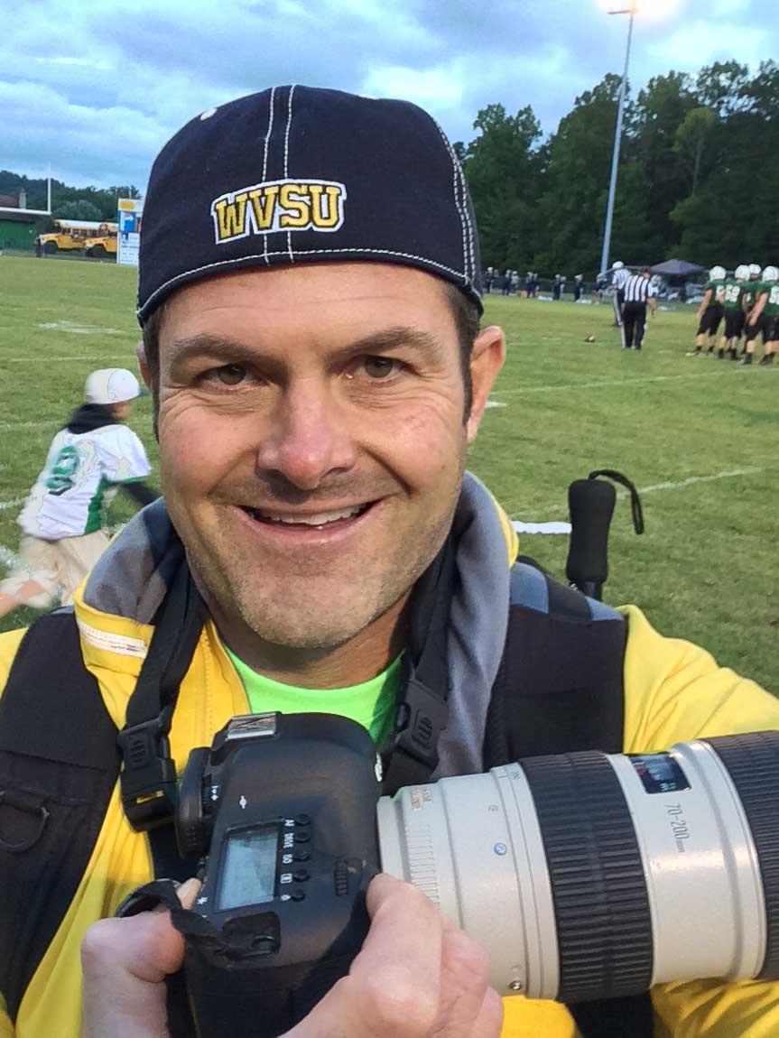 football photography chad