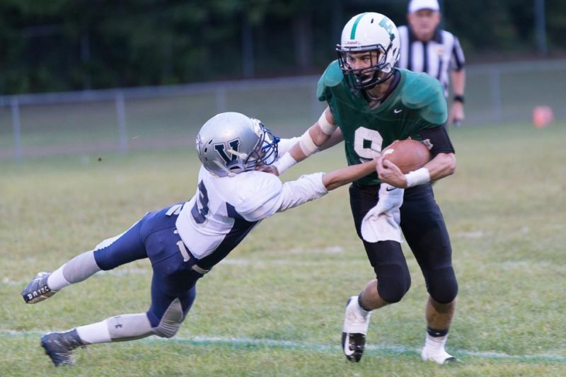 football fayetteville valley feature