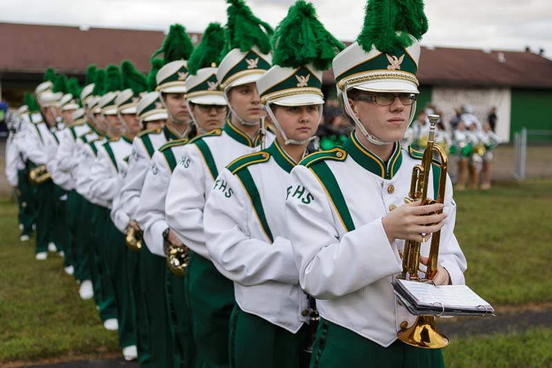 football high school fayetteville band