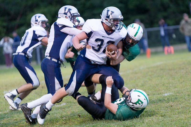 valley high school running back
