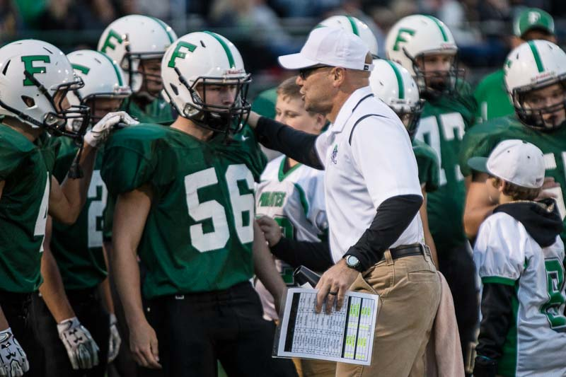 football high school fayetteville coach