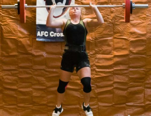 Olympic Weightlifting Meet
