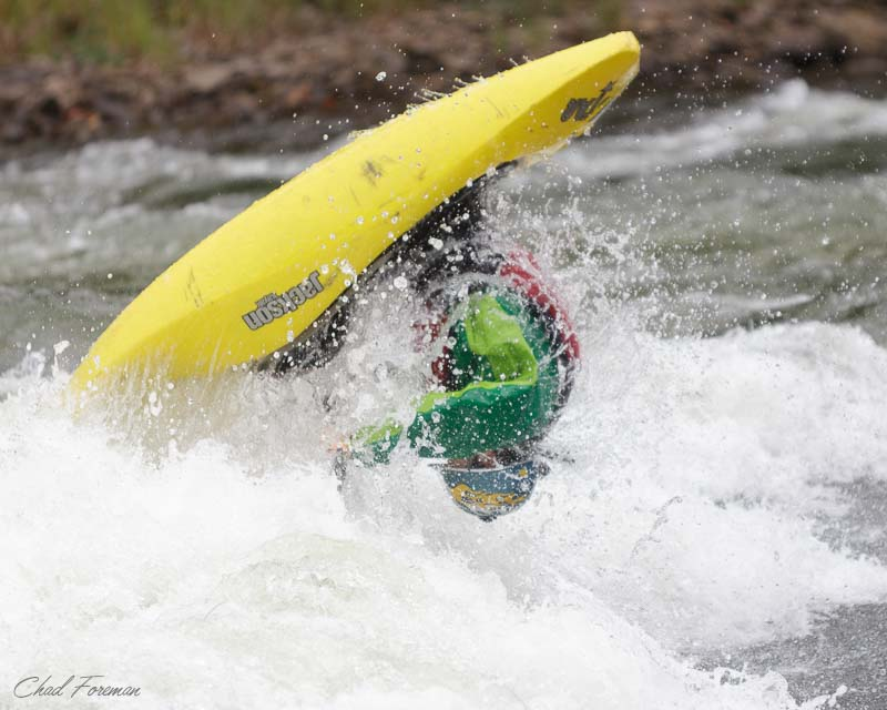 stephen wright kayak loop gauley