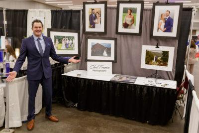 Charleston wedding expo chad foreman