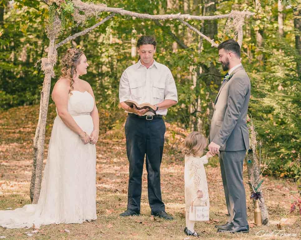 Wedding Photography Of Kaisha And Jon By Chad Foreman