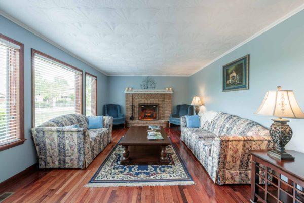 architecture photography crosier livingroom