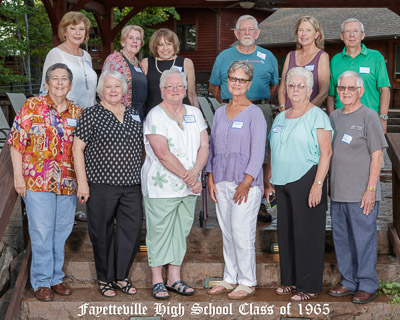Fayetteville High School Class of 1965 Reunion