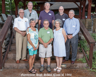 Fayetteville High School Class of 1966 Reunion