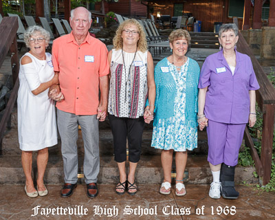 Fayetteville High School Class of 1968 Reunion