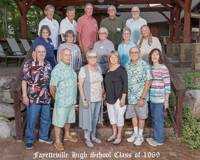 Fayetteville High School Class of 1969 Reunion