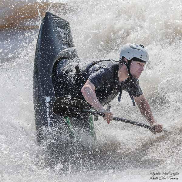 whitewater kayaking Shane Groves