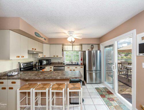 Flat Top Lake House Kitchen