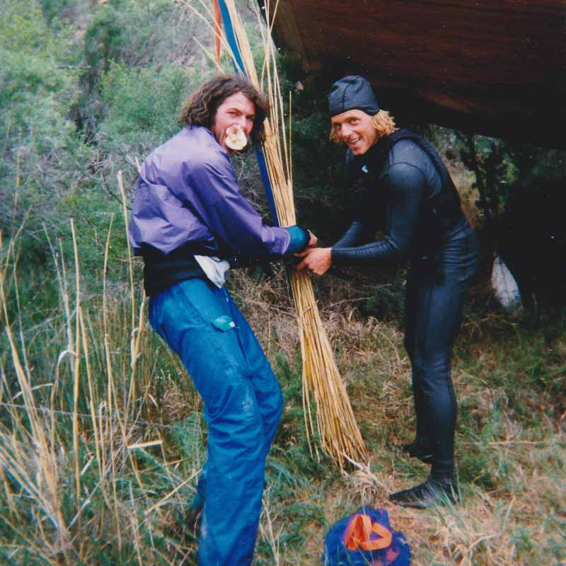 1998 Delores River Trip Camp