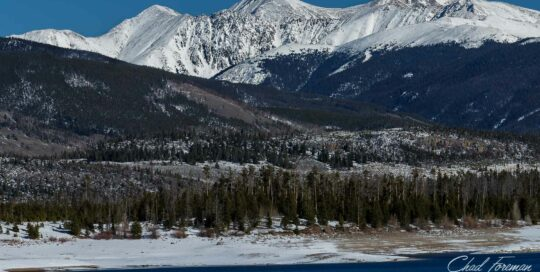 landscape photography rocky mountains