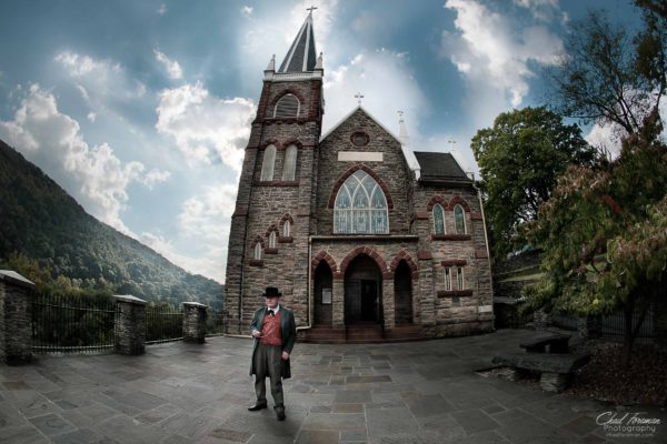 environmental portrait photography harpers ferry