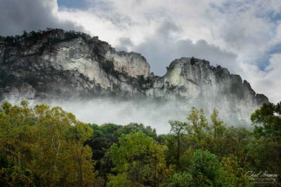 landscape photography seneca rocks wv