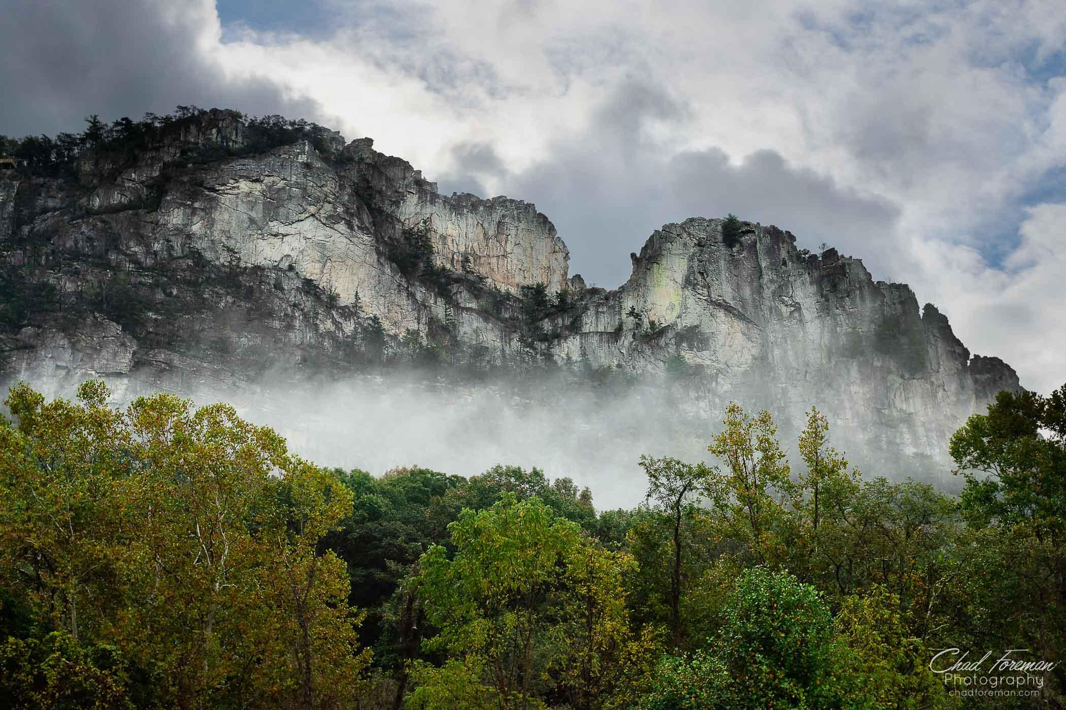 landscape photography seneca rocks wv
