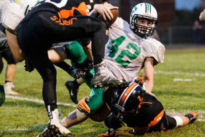 sports photography, football, by chad foreman