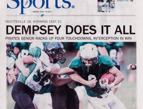 Dempsey Does It All