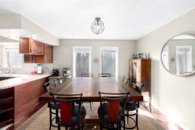 architecture photography crosier dining room
