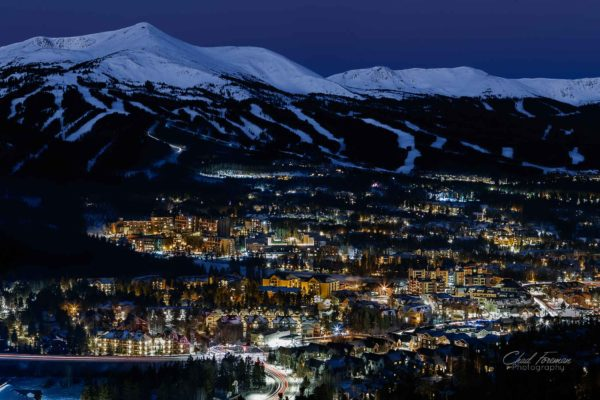 Breckenridge at Night