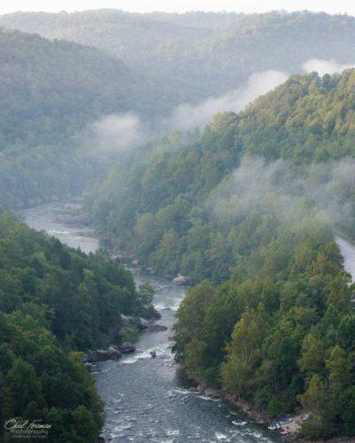 riverscape adventure sports tourism photography gauley river