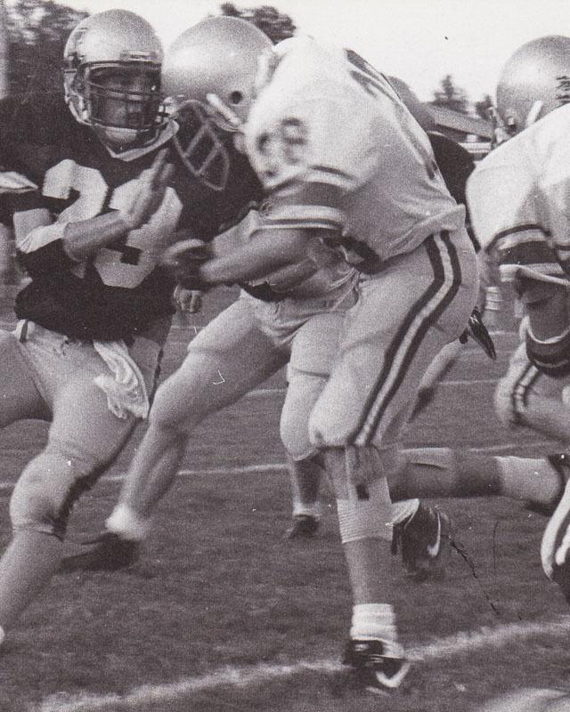Chad Foreman Bexley High School Football