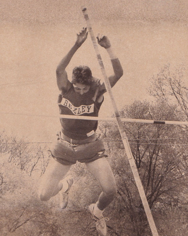 Chad Foreman Bexley High School Pole Vault 1992