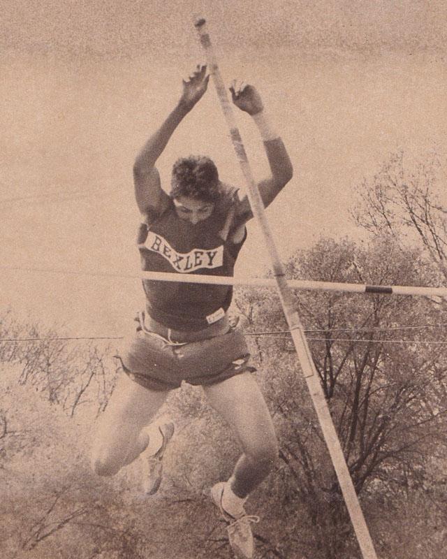 Chad Foreman Bexley High School Pole Vault 1992