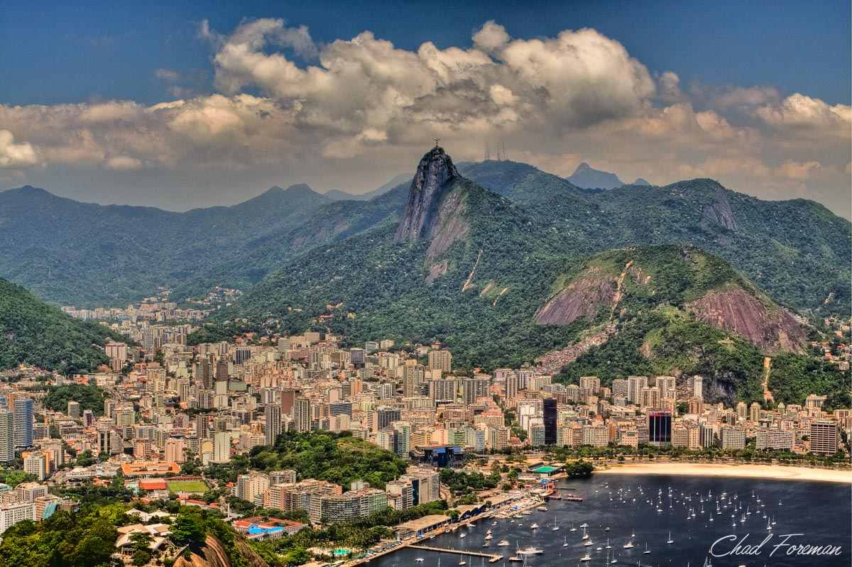 travel photography of rio de janeiro brazil by chad foreman